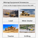 Mining - Heavy Equipments icon