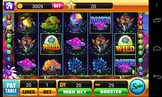 Magic Forest Slots