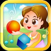 KidsShapes-Memory,Puzzle,Music