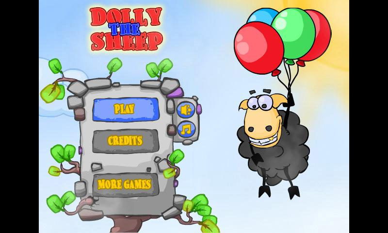 Dolly The Sheep- screenshot