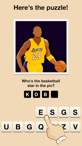 Hi Guess the Basketball Star
