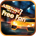 Asphalt 7 Free Fan icon