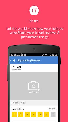 【免費旅遊App】HolidayIQ Hotels Travel Review-APP點子