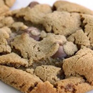 5 Ingredient Peanut Butter Chocolate Chip Cookies Recipe