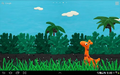 Plasticine jungle (free) - screenshot thumbnail