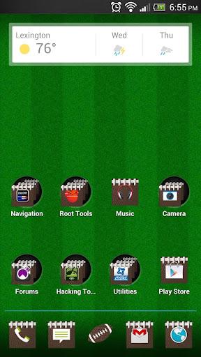 NFL NCAA Football Theme