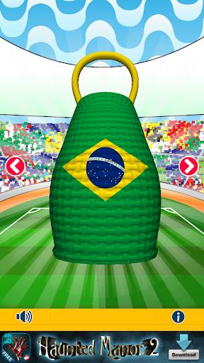 Caxirola: New 2014 Vuvuzela
