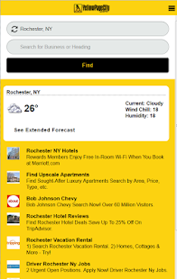 Yellow Pages - US - screenshot thumbnail