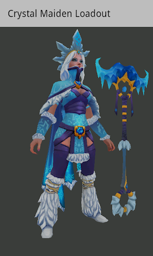 Crystal Maiden Loadout