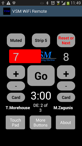VSM Android Remote 10-Day Demo
