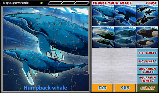 Magic Jigsaw Puzzle 3 - screenshot thumbnail