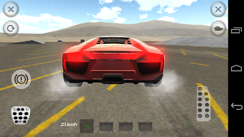 Screenshot of High Speed Car HD