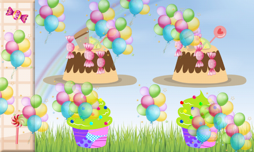 Candy 幼児のための記憶ゲーム !|玩教育App免費|玩APPs