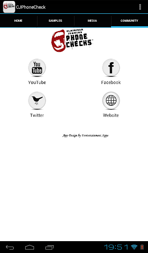 【免費娛樂App】Clarissa Jenkin's Phone Checks-APP點子