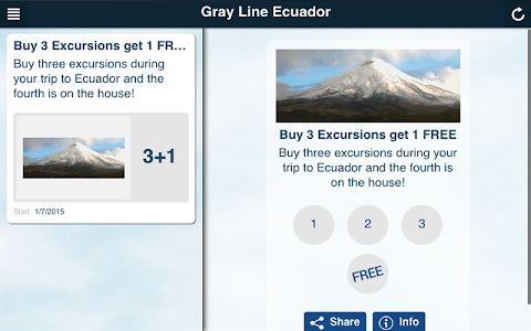Gray Line Ecuador screenshot 3