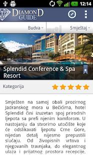 Diamond Travel Guide screenshot