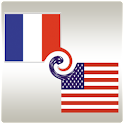 Learn French widget icon