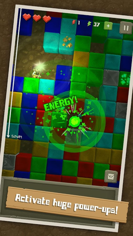 Puzzle to the Center of Earth- screenshot
