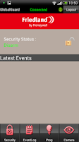 Screenshot of GlobalGuard