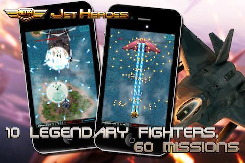 Jet Heroes v1.00