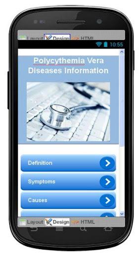 Polycythemia Vera Information