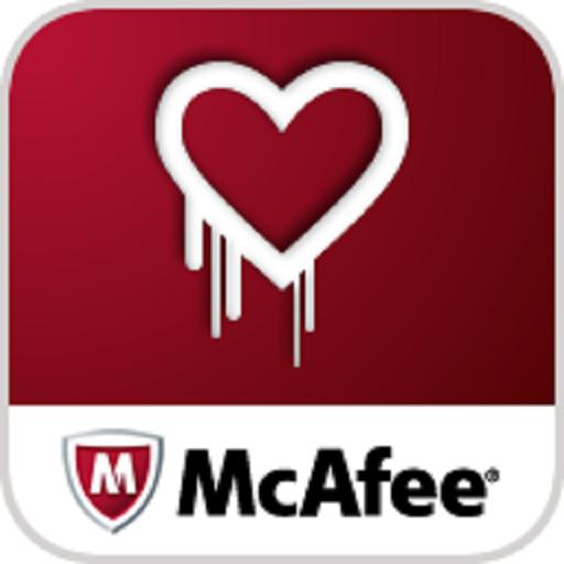 McAfee Heartbleed Detector LOGO-APP點子