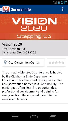 OK Vision 2020 Edu Conference