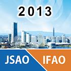 JSAO/IFAO 2013 Mobile Planner icon