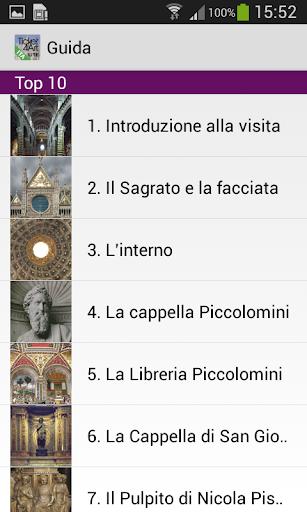 Duomo di Siena Italiano LITE