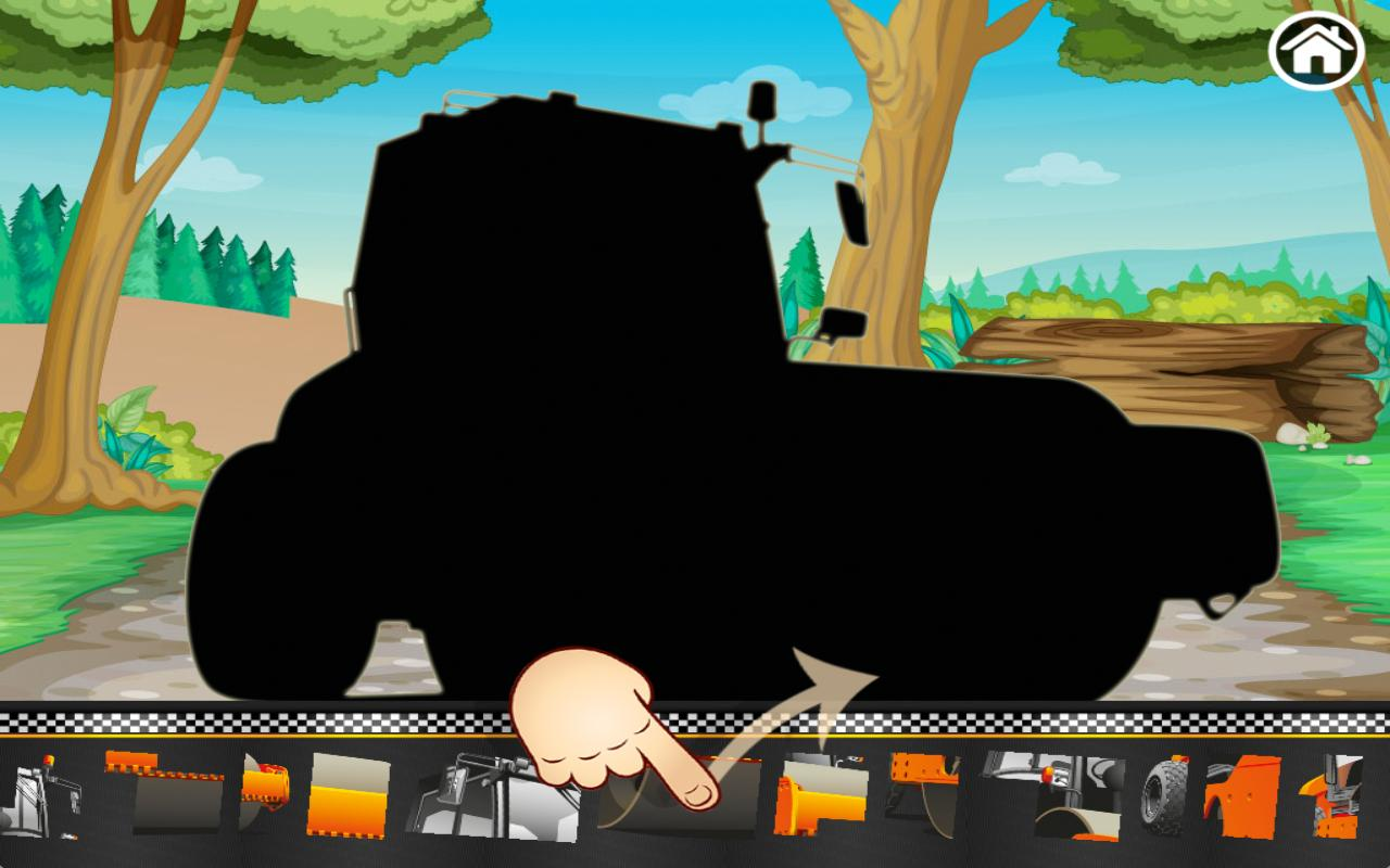 Free Kids Games: Cars- screenshot