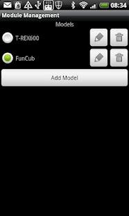 FrSky Dashboard– Vignette de la capture d'écran