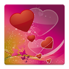 Valentine's Heart Free HD icon