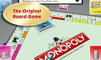 Screenshot of MONOPOLY