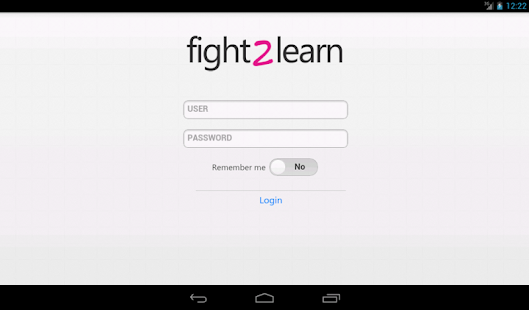Fight2Learn- screenshot thumbnail