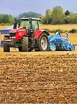 Farm Tractor Game