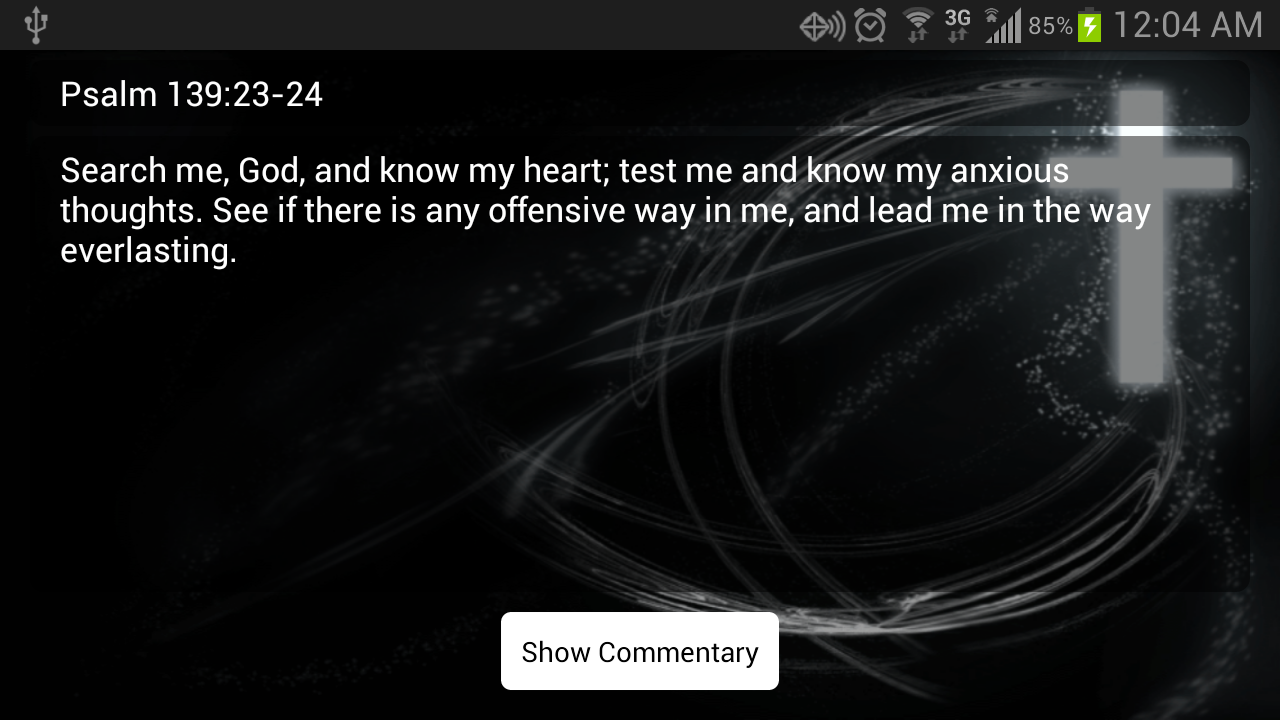 Verse-A-Day Bible Verses Free- screenshot