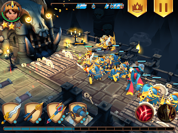 Royal Revolt! Screenshot 3