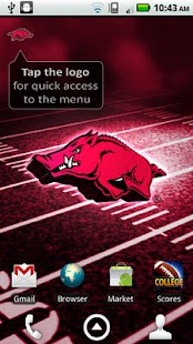 Arkansas Razorbacks Wallpaper- screenshot thumbnail