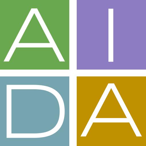 AIDA LOGO-APP點子