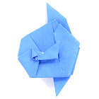 Aquarium Origami 9 icon