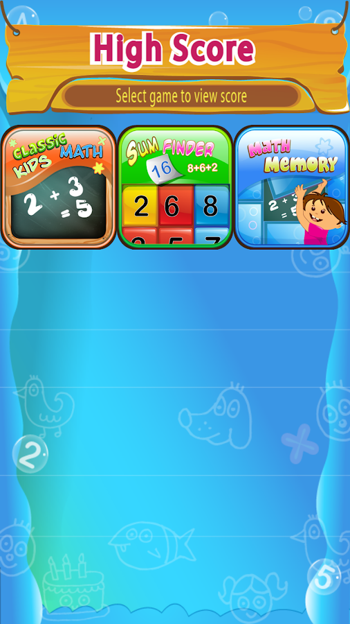 Kids Math - screenshot