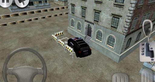3D Police Car Parking 1.4 screenshots 6