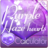 Purple Haze Heart Calculator
