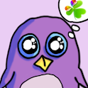 Penguin - GO Launcher Theme icon