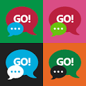 GO SMS Windows Pink icon
