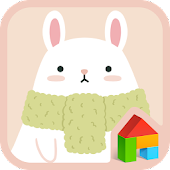 rabbit and carrot dodol theme