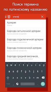 App ? Анатомия человека словарь APK for Windows Phone