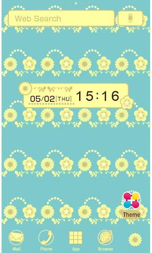 Lemonade flowers Wallpaper 1.3 Windows u7528 1