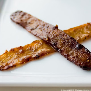 Tempeh Bacon, Vegan Facon