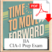 IIA CIA-1 Prep Exam